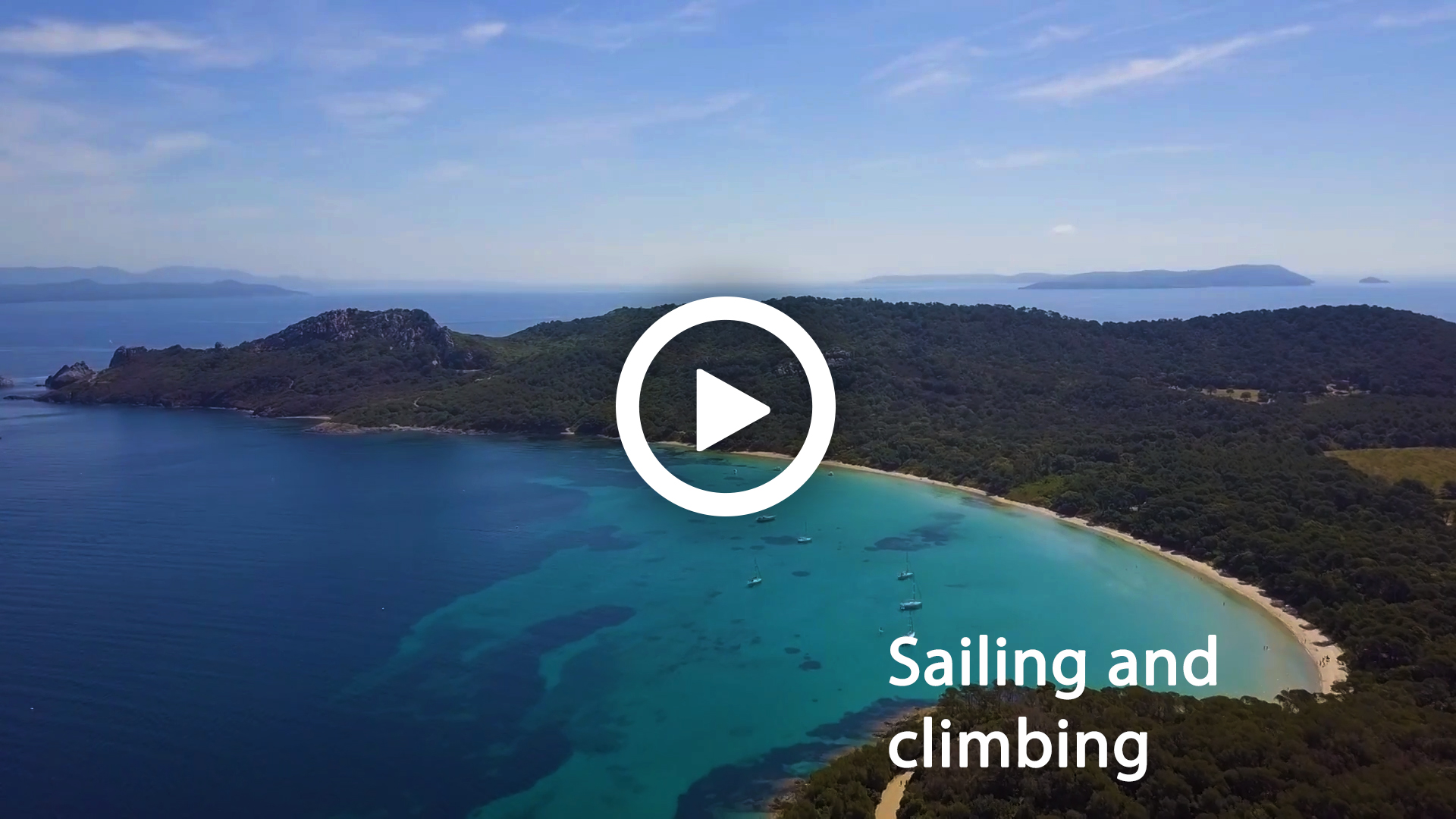 Sailing video to sale - Sailing and climbing video