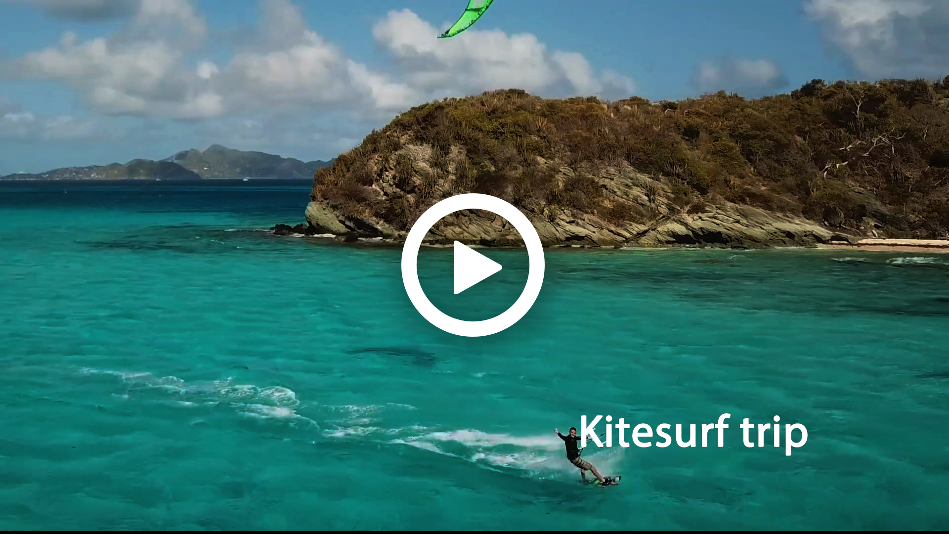 Sailing video to sale - Kitetrip video to buy