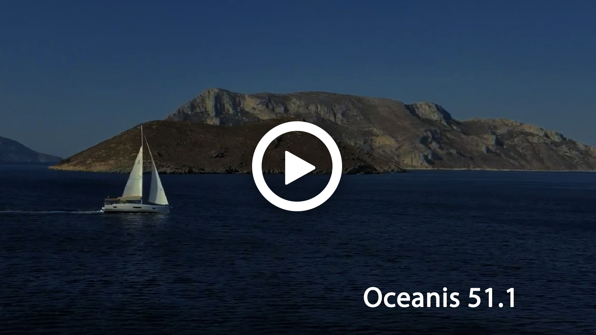Sailing video to sale - Oceanis 51.1 charter
