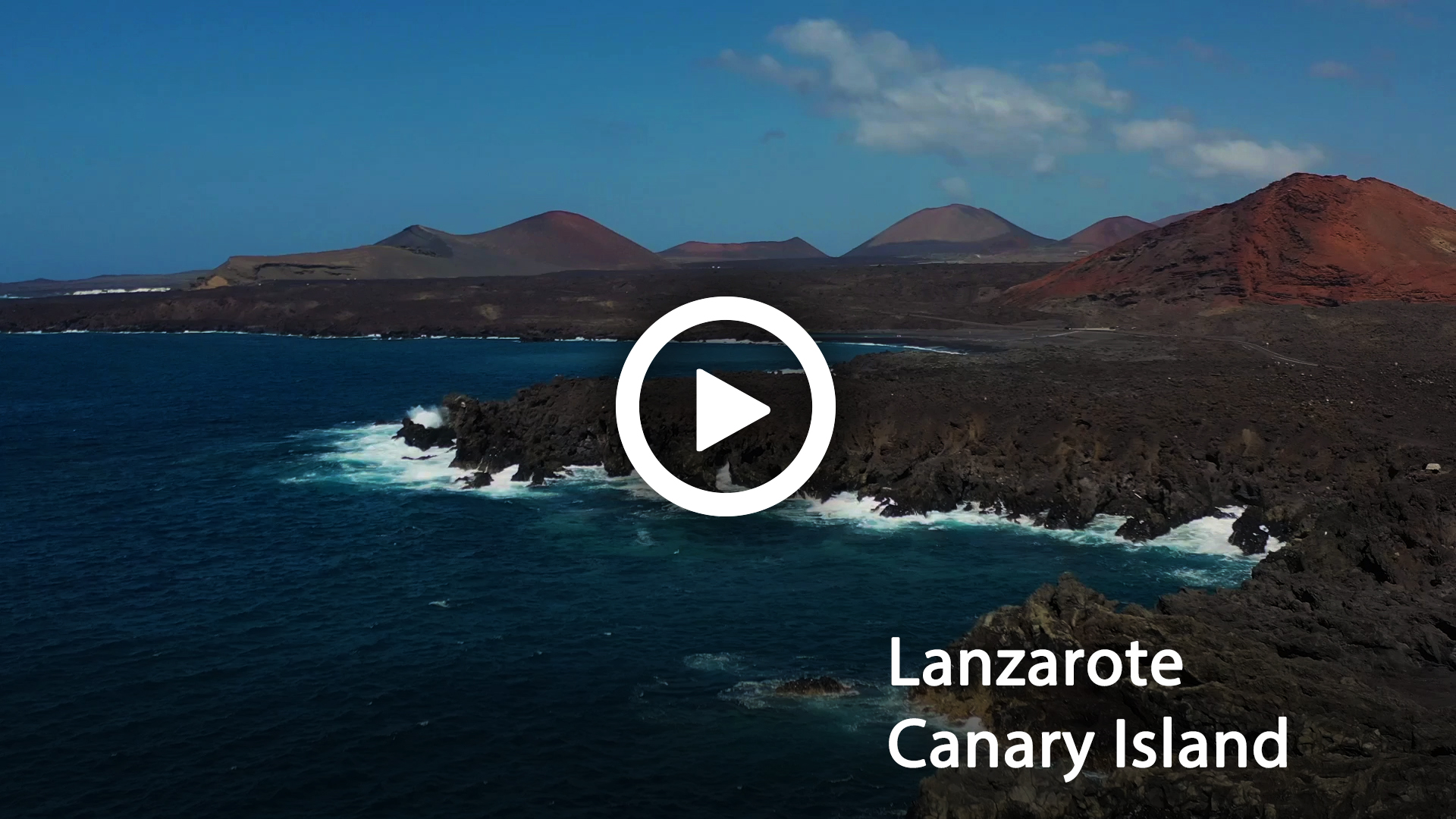 Sailing video to sail - Lanzarote Canary Island
